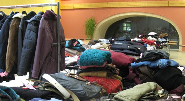Bourse aux vêtements enfants et puériculture hiver