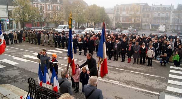 Commémoration : Armistice du 11 Novembre