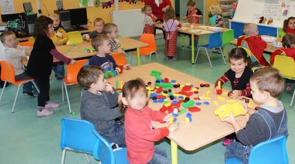 Ecole maternelle : Accueil dès l'âge de 2 ans