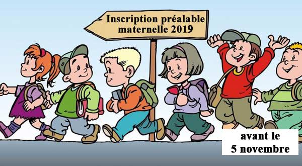 Communiqué aux parents d'élèves (rentrée 2019)