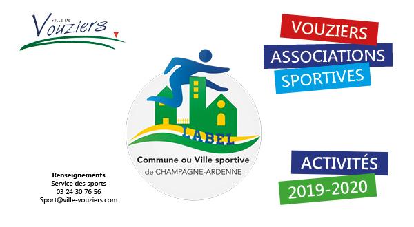 Activités sportives 2019-2020