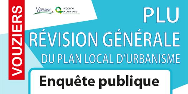 PLU : résultats de l'enquête publique