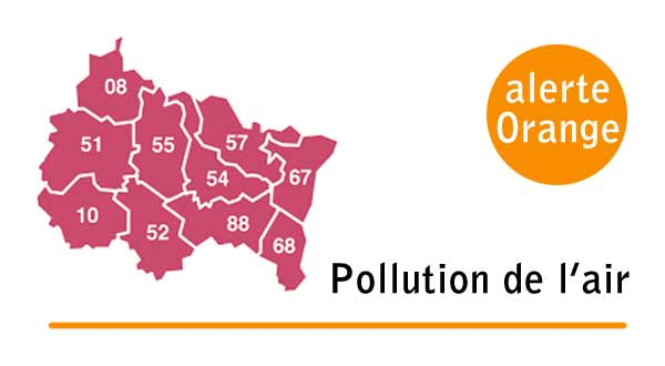 Allerte pollution de l'air