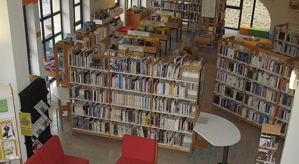 Réouverture progressive de la bibliothèque-ludothèque Marcel Ortéga