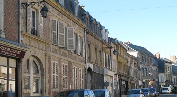 Logement 56 rue Chanzy, 2e étage